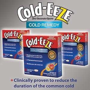 Cold Eeze Cold Remedy Lozenges Everything Else