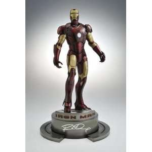 Kotobukiya Iron Man Mark 3 Autographed Statue   A
