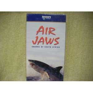 Air Jaws Sharks of South Africa: Movies & TV