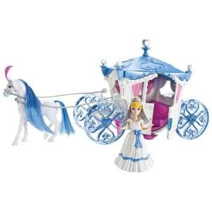 Disney Princess Cinderella Wedding Carriage Toys & Games