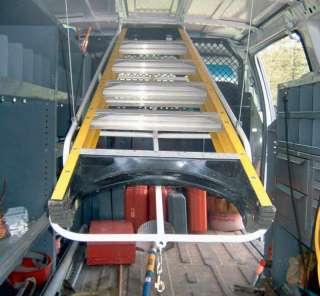 Interior Van/Truck CAP Hauler Drop Down Ladder Rack