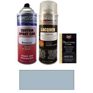Pri Metallic Spray Can Paint Kit for 2002 Saturn SL1 (42/WA725H