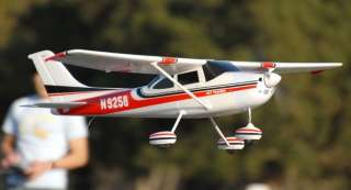 NEW HUGE RTF RC RADIO CONTROL CESSNA PLANE AIRPLANE