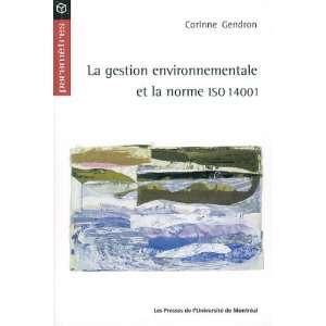 La gestion environnementale et la norme ISO 14001 (French