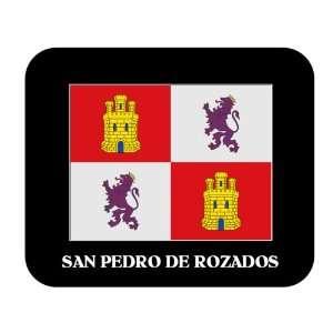 Castilla y Leon, San Pedro de Rozados Mouse Pad