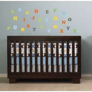 Abc Can Do It in Any Colors A z Removable Nursery Vinyl Wall Decal