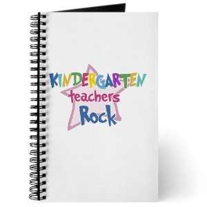 Kindergarten Teacher   Teacher Journal by