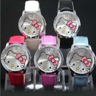 New hellokitty Ladies Quartz Watch Wrist watch wholesale
