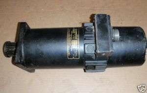 Permanent Magnet Servo Motor Gettys Gettys 16 0272 73
