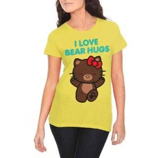 Hello Kitty Lion Girls T Shirt Clothing