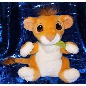Disneys The Lion King Simba 11 Talking Plush Toys & Games