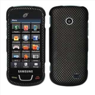 Straight Talk Carbon Fiber Image Hard Case Cover+Screen Protector