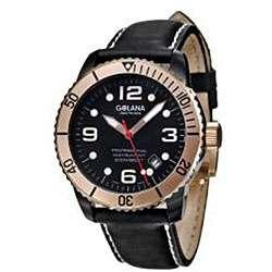 Golana Swiss Mens Aqua Pro 200 Two tone Watch