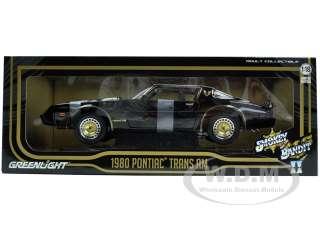 Pontiac Trans Am Smokey And The Bandit 2 Movie Car by Greenlight