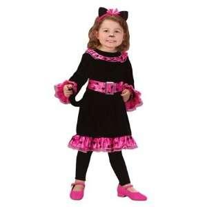 *Polka Dot Cat Toddler Baby
