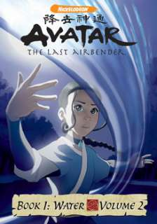 The Last Airbender   Book 1 Water   Vol. 2   CD ROM Included (DVD