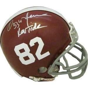 Ozzie Newsome Autographed/Hand Signed Alabama Crimson Tide Replica