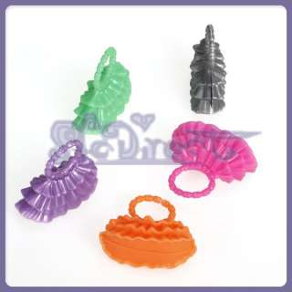 5pc Fashion Handbags Bags Accessories for Barbie Doll Toy