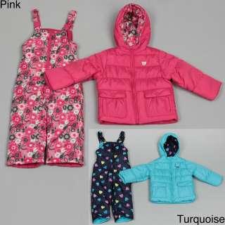 01e59764d2a8 Osh Kosh Toddler Girls Snowsuit on PopScreen