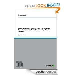und praktische Probleme (German Edition) Christina Schröder
