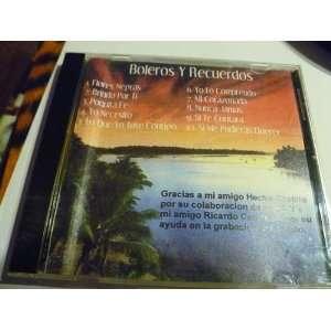 AUDIO CD BOLEROS Y RECUERDOS HECTOR DE LOS REYES: Everything Else