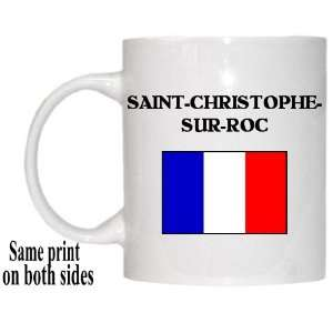 France   SAINT CHRISTOPHE SUR ROC Mug: Everything Else