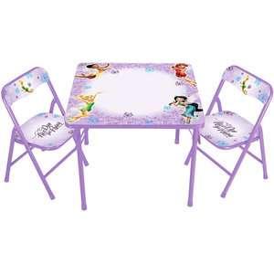 Disney Cars Erasable Activity Table and Chair Set