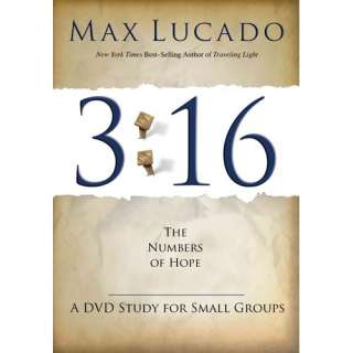 316 A DVD Study for Individuals or Small Groups [With