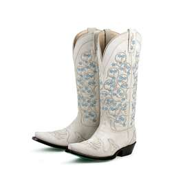 Lane Boots Womens Tangled Vines Wedding Cowboy Boots