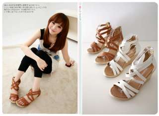 NEW Platforms Wedges High Heels Shoes Girls Womens Japanese Korean