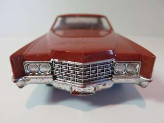 1969 Cadillac Coupe Deville Promo Car * 2 door De Ville friction by
