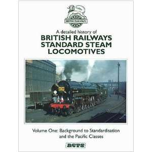 com A Detailed History of British Railways Standard Steam Locomotives