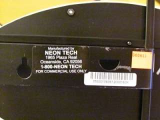 Bud Light New York Jets NFL Football Helmet Neon Light Beer Bar Sign