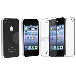 ULTRA THIN HARD CASE FOR IPHONE 4 4S 4G Verizon Sprint AT&T