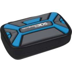 Power A CPFA075281 01 Carrying Case for Portable Gaming Console   Blu