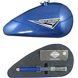 Waterman Harley Davidson Horizon Blue Fountain Pen