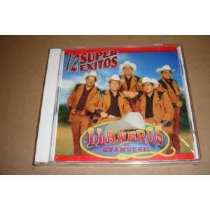12 Super Exitos Llaneros De Guamuchil Music