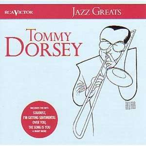 Jazz Greats Tommy Dorsey Music