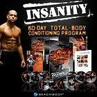 Insanity Workout 13 DVDs + Guides
