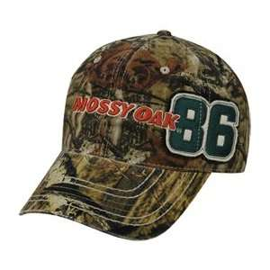 Cap Company Inc Mossy Oak 86 Cap Infinity Unstructured Pro Style Mid
