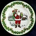 Spode CHRISTMAS TREE Santa Cheer Pin Gift