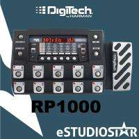 RP1000 RP 1000 Switching Multi Effects Guitar Processor Pedal