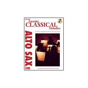 Favorite Classical Melodies   Alto Sax Musical Instruments