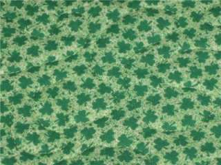 Handmade Table Runner St Patricks Valentines Day Hearts