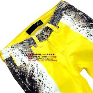 Just Cavalli woman/man skinny jeans 2012 fashion