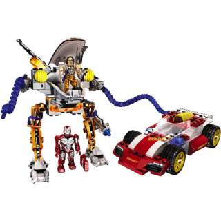 MEGA Bloks Iron Man 2   Iron Man & Whiplash Showdown