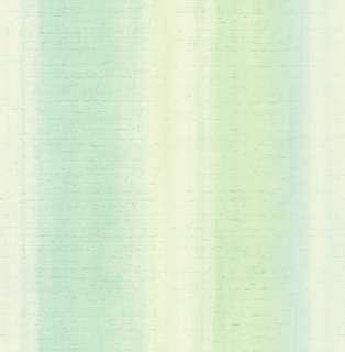 Wallpaper Aqua Teal Blue Green Watercolor Stripe