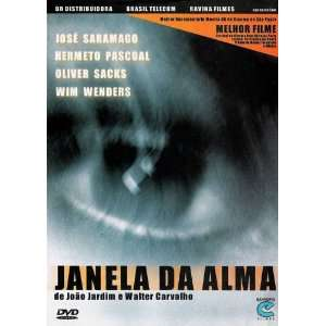 Janela da Alma Movie Poster (11 x 17 Inches   28cm x 44cm