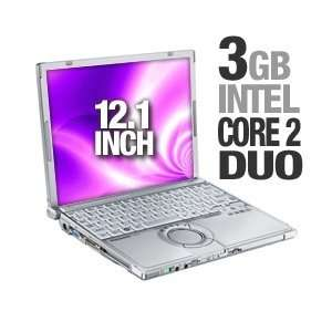 Panasonic Toughbook W8 Notebook PC   Intel Core 2 Duo