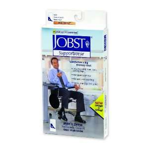 Jobst? For Men Dress Socks, 8   15 Mmhg Mens Shoe Size 13 and Up/Extra